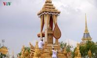 Phó Chủ tịch nước Đặng Thị Ngọc Thịnh dự Lễ hỏa táng cố Nhà Vua Bhumibol Adulyadej của Thái Lan