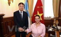 Việt Nam là đối tác kinh tế, thương mại và đầu tư quan trọng nhất của Argentina