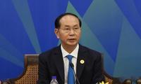 Chủ tịch nước Trần Đại Quang: APEC đạt nhiều thành tựu quan trọng