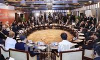 Chủ tịch nước Trần Đại Quang chủ trì cuộc đối thoại cấp cao không chính thức APEC-ASEAN