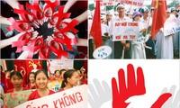 Hà Nội triển khai nhiều hoạt động thiết thực trong Tháng hành động phòng chống HIV/AIDS