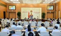 Phiên họp thứ 19 Ủy ban thường vụ Quốc hội