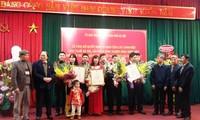 Thành phố Hà Nội trao tặng danh hiệu làng nghề, nghệ nhân