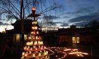Đại lễ cầu siêu tại Ba Lan tưởng nhớ các liệt sỹ hy sinh trong trận chiến Gạc Ma