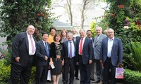 Tổng Bí thư đảng Lao động Mexico đề cao quan hệ hợp tác với Việt Nam