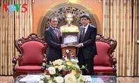 Tăng cường hợp tác giữa Việt Nam và Kazakhstan trong lĩnh vực báo chí