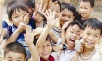 Nhiều hoạt động ý nghĩa nhân ngày Quốc tế thiếu nhi 1/6 và Tháng Hành động vì trẻ em