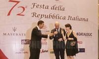 Kỷ niệm 45 năm ngày thiết lập quan hệ ngoại giao Italia - Việt Nam