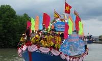 Trà Vinh tổ chức khai hội Cúng biển Mỹ Long năm 2018