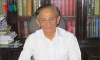Giáo sư sử học, nhà giáo nhân dân Phan Huy Lê qua đời