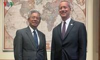 Tăng cường quan hệ giữa Quốc hội hai nước Việt Nam và Hoa Kỳ