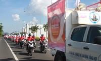 """Hơn 1000 người tham gia hiến máu tại chương trình """"Giọt hồng Phú Yên"""""""