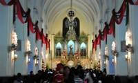 Catholic hamlet celebrates Christmas