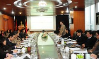 VOV, National Assembly Office advance cooperation