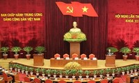 Party Central Committee's 6th meeting ends