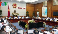 The Government discusses project on education reform