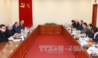 President receives Director General of Russia ITAR-TASS
