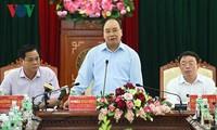 阮春福:将旅游业发展成为富安省的拳头产业