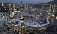 Security tightened during Islamic pilgrimage to Mecca