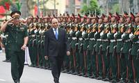 Prime Minister Nguyen Xuan Phuc visits Hai Phong City