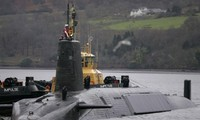 The UK intensifies nuclear deterrence