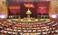 Party Central Committee meeting enters 3rd day