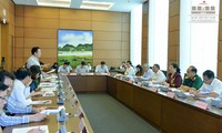 The National Assembly discusses draft law on belief and religion