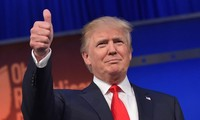 Donald Trump becomes 45th president of the US