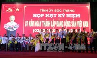 Activities marks 87th anniversary of Communist Party of Vietnam