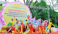 Con Son-Kiep Bac Spring Festival 2017 opens