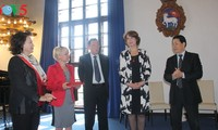 National Assembly Chairwoman visits Hungary
