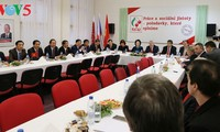 Boosting cooperative ties between Vietnam, Czech Republic