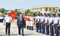PM inspects training, combat readiness in Naval Zone 2's Missile Brigade