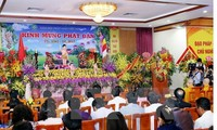 Buddha's birthday observed in Vietnam