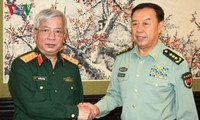Chinese senior military official receives Deputy Defence Minister