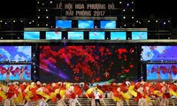 Flamboyant Festival jubilantly celebrated in Hai Phong