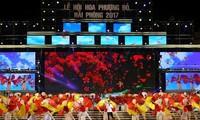 Flamboyant Festival jubilantly celebrated in Hai Phong