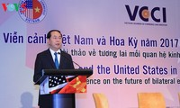 Development cooperation remains momentum of Vietnam-US ties: President