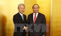 Prime Minister works with Japan Business Federation