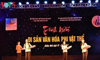 Intangible Culture Festival in Quang Nam