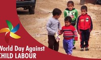 The world steps up fight against child labor