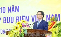 Vietnam Post Corporation celebrates 10th anniversary