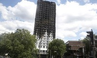 Britain reviews safety regulations in high rise buildings