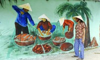 Vietnam's first mural village