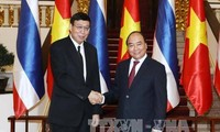 Top Thai legislator wraps up official visit to Vietnam