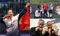 Vietnam wins 4 golds at SEA Games