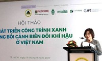 Vietnam's construction sector develops green projects