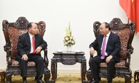 PM praises cooperation between Vietnamese and Lao Ministries of Home Affairs
