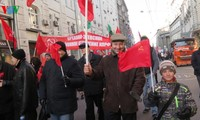 Russian October Revolution: driving force for revolutionary spirit of progressive people