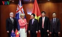 Vietnam, Australia aim to elevate bilateral ties to strategic partnership
